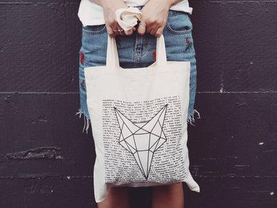 Shapeshifter Natural Cotton Tote Bag main photo
