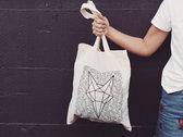 Shapeshifter Natural Cotton Tote Bag photo