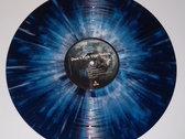 """12"""" Vinyl - Blue Splatter photo"""