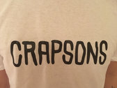 Crapsons Logo T-shirt (SOLD OUT) photo