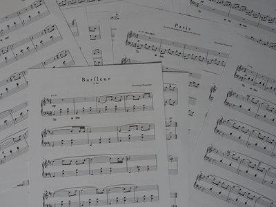 Piano Solo Sheets of Réminiscence main photo