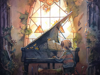 UNDERTALE Piano Collections 2: PHYSICAL Sheet Music main photo