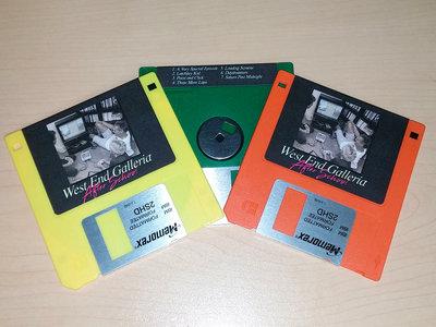 "West End Galleria - After School 3.5"" Floppy Disk main photo"