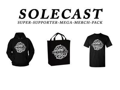 Solecast-Super-Supporter-Mega-Merch Pack main photo