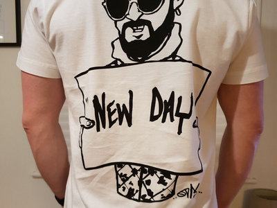 New Day T Shirt & Stickers designed by DRS main photo