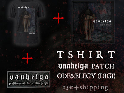 Tshirt + Patch + Ode & Elegy main photo
