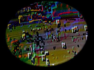 "Kevin Gondek - ""Glitch 2018 01"" 2.25"" button main photo"