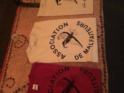 T-SHIRT ASSOCIATION DE MALFAITEUR main photo