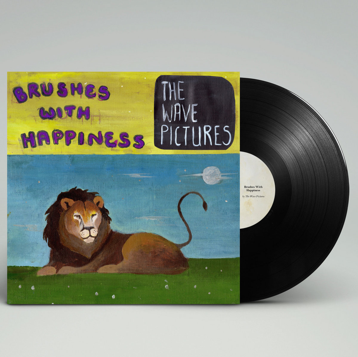 Brushes With Happiness | The Wave Pictures
