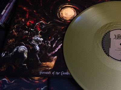 Wode 'Servants of the Countercosmos' vinyl main photo
