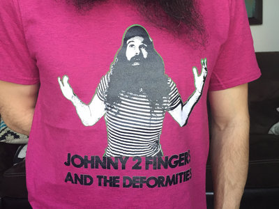 johnny 2 fingers electric main photo