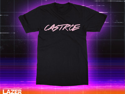 CASTROE Logo Tshirt main photo