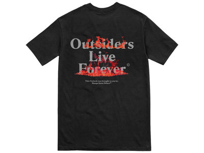OUTSIDERS LIVE FOREVER TEE main photo