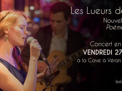 Concert à la Cave à Véran le 27 avril 2018 main photo
