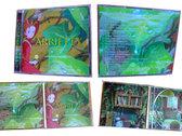 CD Arrietty Le Petit Monde des Chapardeurs - Karigurashi No Arrietty OST/ Bande Originale photo