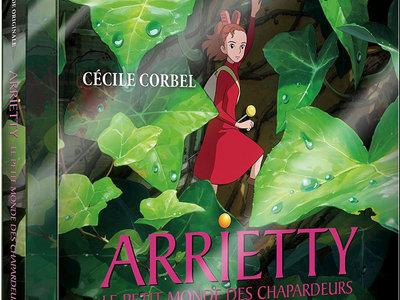CD Arrietty Le Petit Monde des Chapardeurs - Karigurashi No Arrietty OST/ Bande Originale main photo