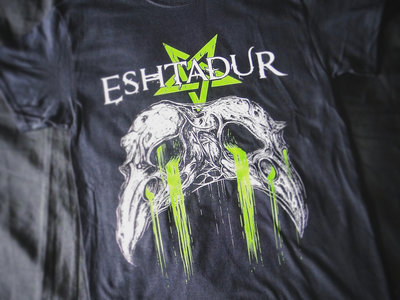 Eshtadur green skull/crow main photo