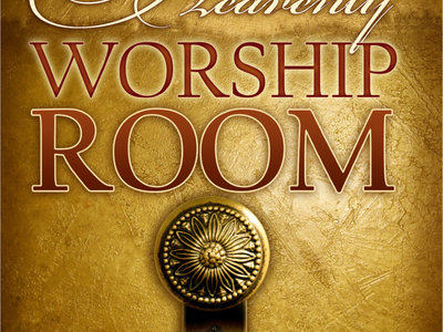 The Heavenly Worship Room Hard Cover Book main photo