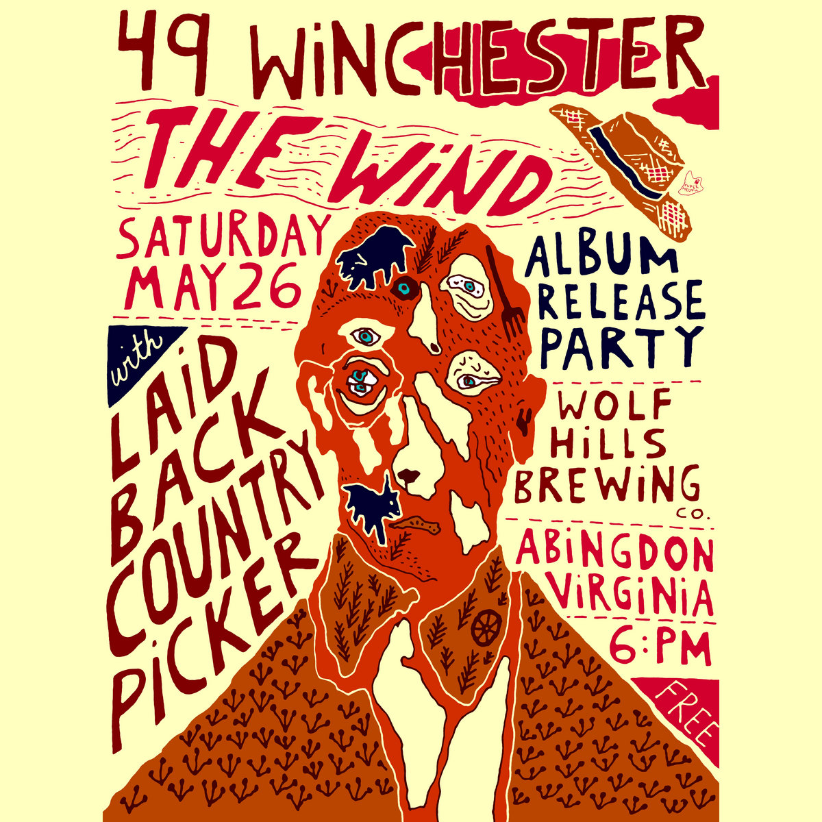 The Wind | 49 Winchester