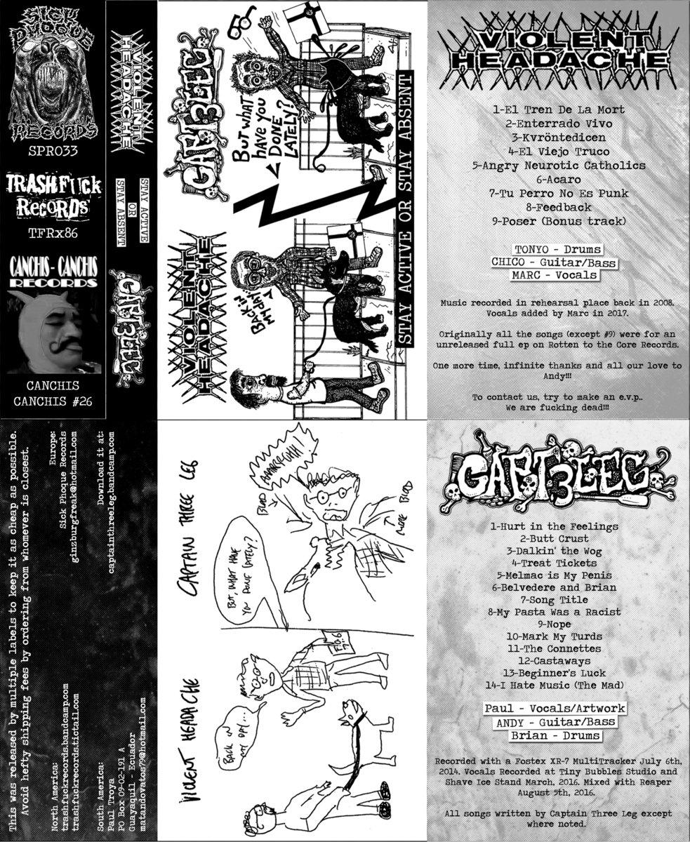 Poser | TRASHFUCK Records