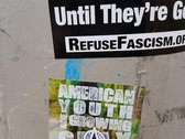"""""""AMERICAN YOUTH ARE GROWING GAY"""" STICKERS photo"""