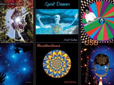 7 Albums + Documentary + Videos main photo