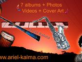 7 Albums + Documentary + Videos photo