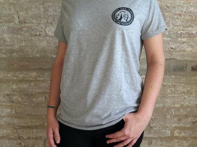 C.E.E. T-shirt / Gray (Unisex) main photo