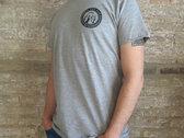 C.E.E. T-shirt / Gray (Unisex) photo