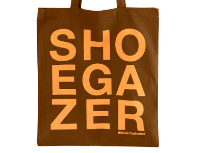 Shoegazer tote bag main photo