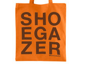 Shoegazer tote bag photo