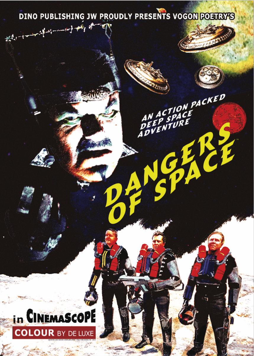 Dangers of Space   Vogon Poetry