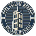 Hope College Worship image