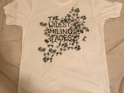 The Widest Smiling Faces T-Shirt main photo