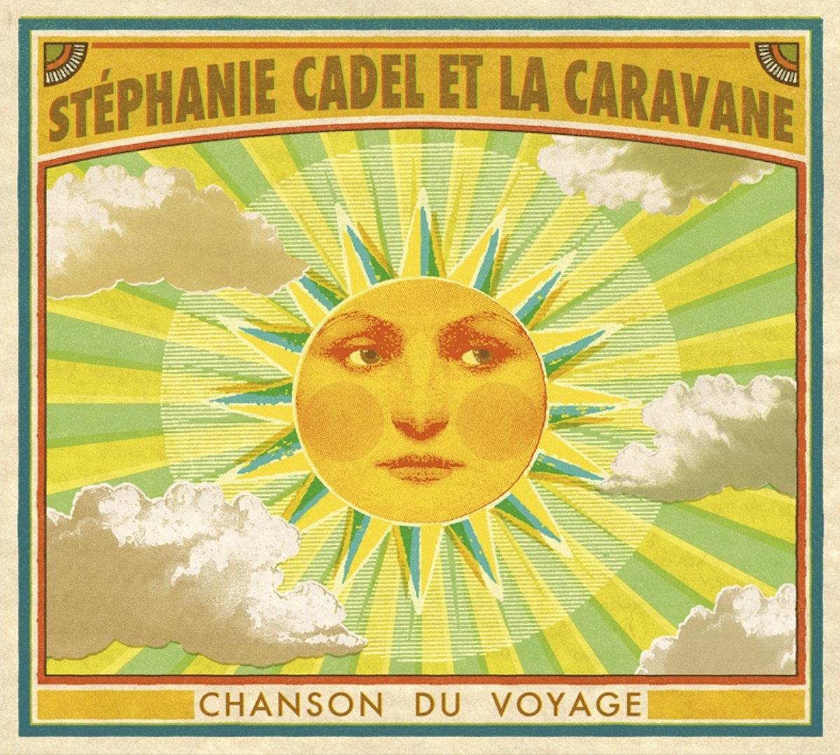 Stéphanie Cadel Et La Caravane