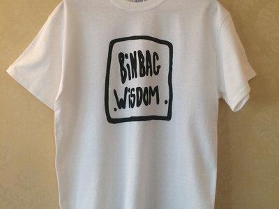 White Logo T-shirt main photo