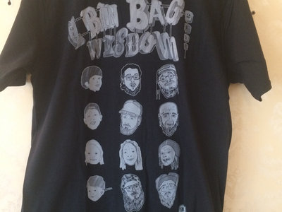 """100 Years"" T-shirt Black (LTD EDITION) main photo"