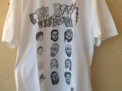 """""""100 Years"""" T-shirt White (LTD EDITION) main photo"""