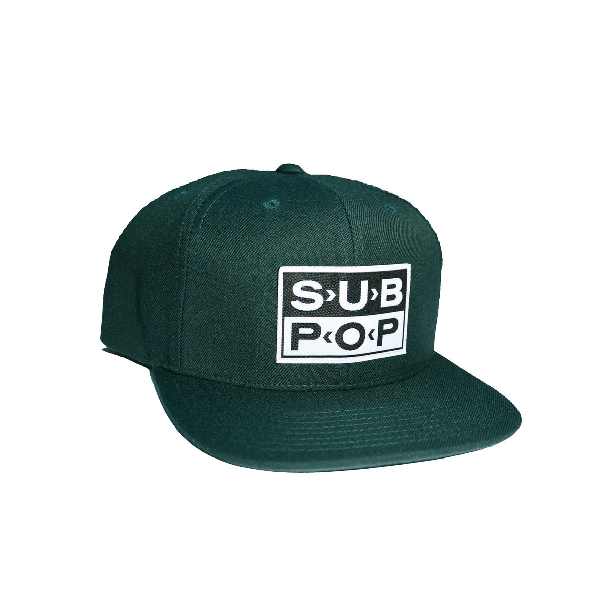 d036935fb7a ... Logo Patch Snapback Hat photo. Classic Sub Pop ...