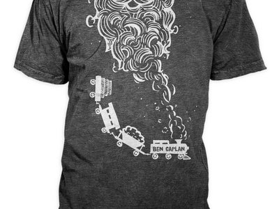 Beard Train T-Shirt main photo