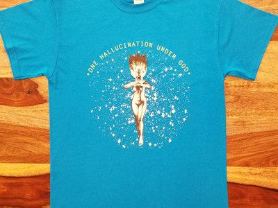 BlueT-Shirt - One Hallucination Under God main photo