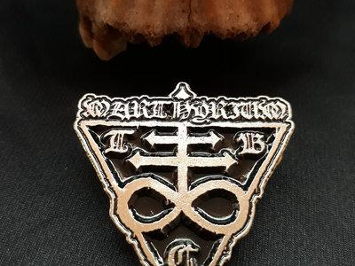 Marthyrium Sigil Metal Pin main photo