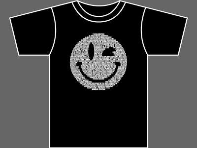 WEEKENDER 2018 SMILE-UP - Unisex T-shirt - Black main photo