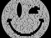 WEEKENDER 2018 SMILE-UP - Unisex T-shirt - Black photo