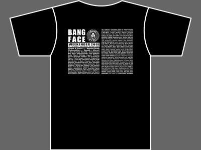 WEEKENDER 2018 FLYER DESIGN - T-Shirt - Black main photo