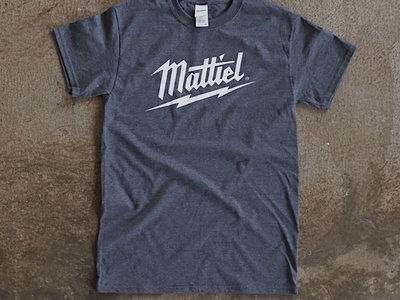 Mattiel Unisex Logo Tee main photo