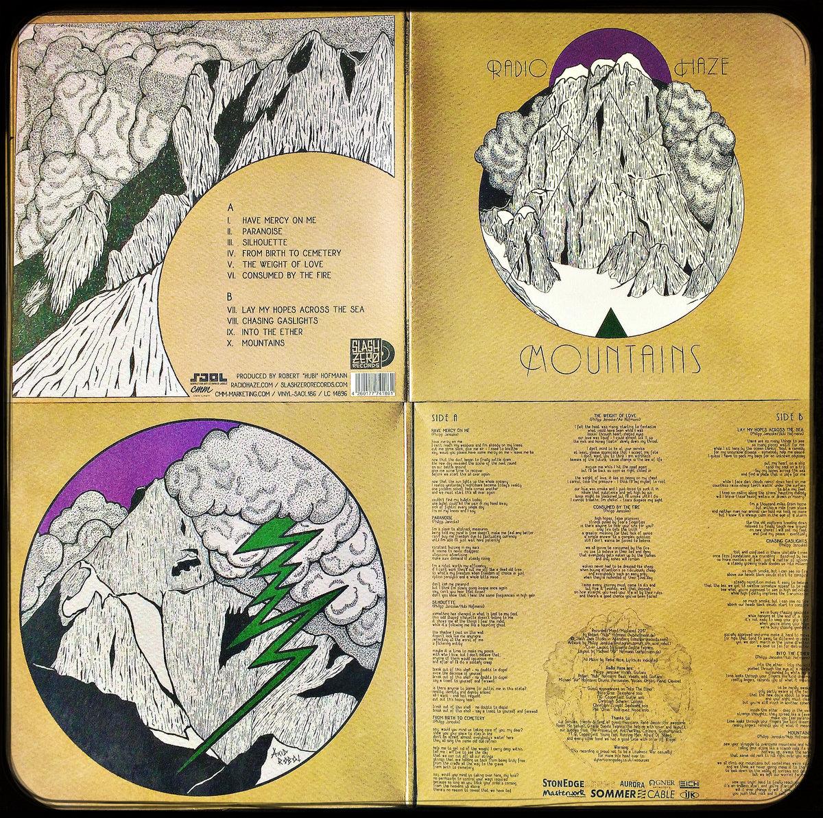 Mountains | Radio Haze