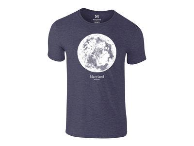 Camiseta Resplandor - Color Azul - Ed. Limitada main photo