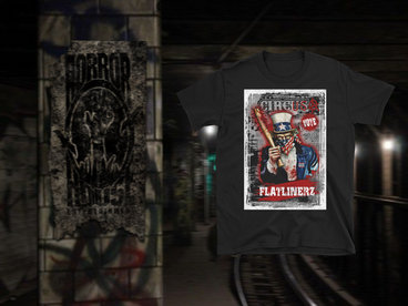 VOTE FLATLINERZ T-shirt main photo