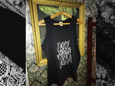 Shirt with white Suck Puck logo main photo